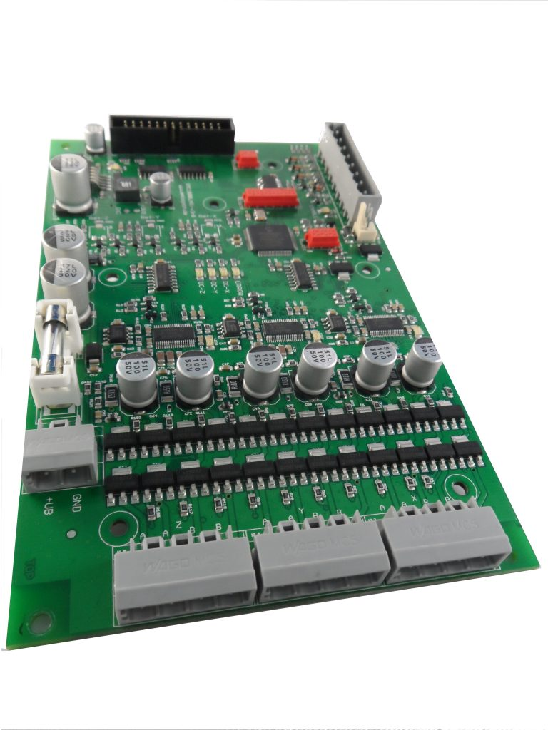 Schrittmotorsteuerung, Schrittmotorsteuerkarte SMC1800